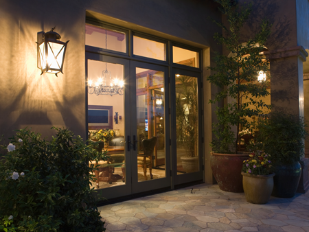 The 9050 terrace door offers an appealing interior frame and panel aesthetics with a secure view of the beautiful outdoors. Our tested and certified single ... & 9050 terrace doors - J \u0026 J Glass Pezcame.Com