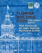 Glass Design Pressures Approved By The Florida Building Code