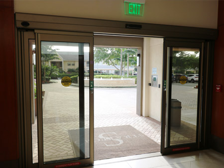 Portalp Automatic Doors Offers The Best Automatic Doors In The World. With  Manufacturing Facilities In Naples Florida, PORTALP USA Consistently  Provides ...